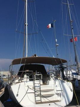 Jeanneau Jeanneau 53 between personal and professional Toulon