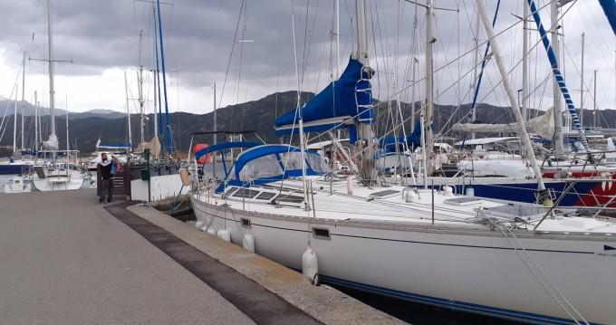 Rental Sailboat in Saint-Florent - Jeanneau Sun Kiss 47