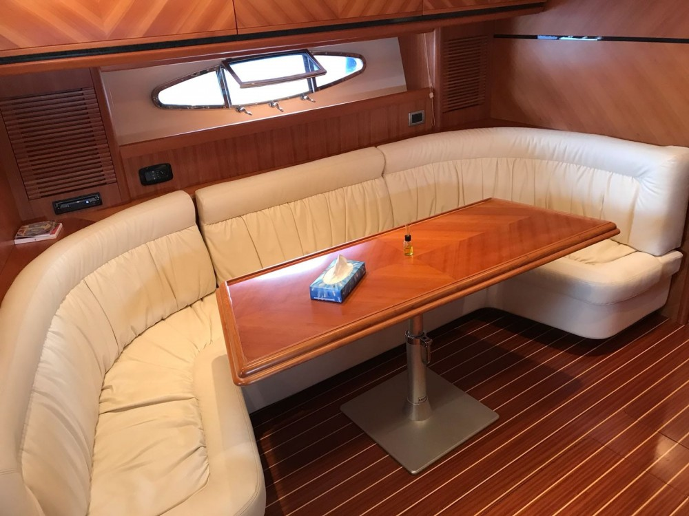 Cayman 58 HT between personal and professional Sorrento