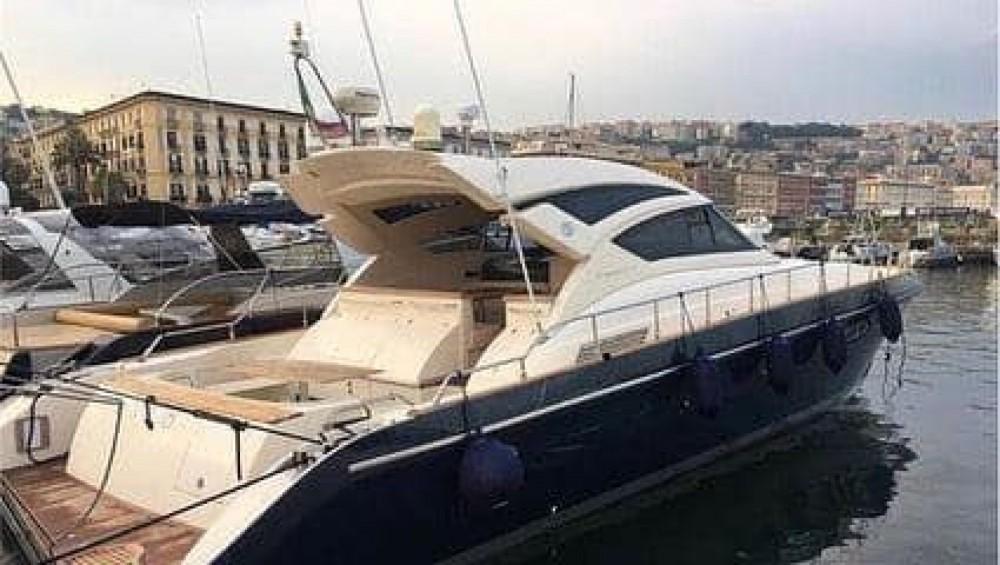 Rental Motor boat in Sorrento - Cayman 58 HT