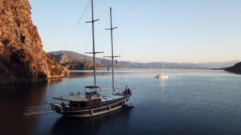 Rental Yacht in Aegean Region - Gulet STD.