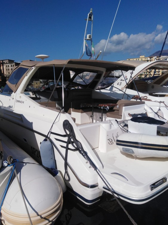 Hire Motorboat with or without skipper Cranchi Sorrento
