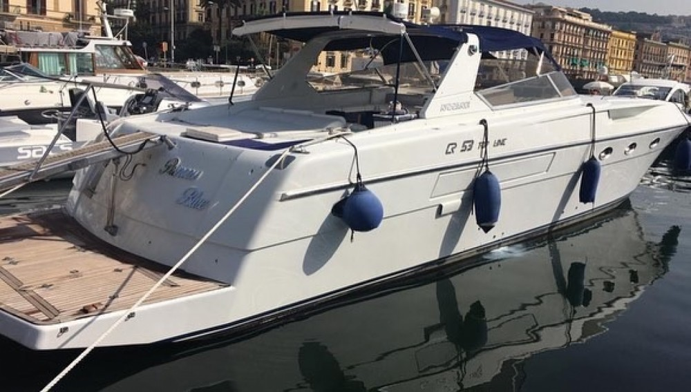 Hire Motorboat with or without skipper Rizzardi Castellammare di Stabia