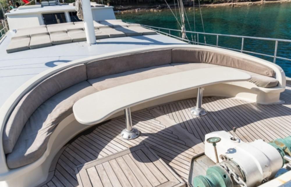 Boat rental GULET KECH LUXURY in Marmaris on Samboat