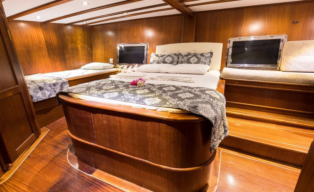 Rental Yacht in Marmaris - GULET KECH LUXURY