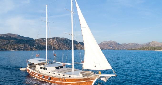 Rental Yacht in Bozburun - GULET KECH LUXURY