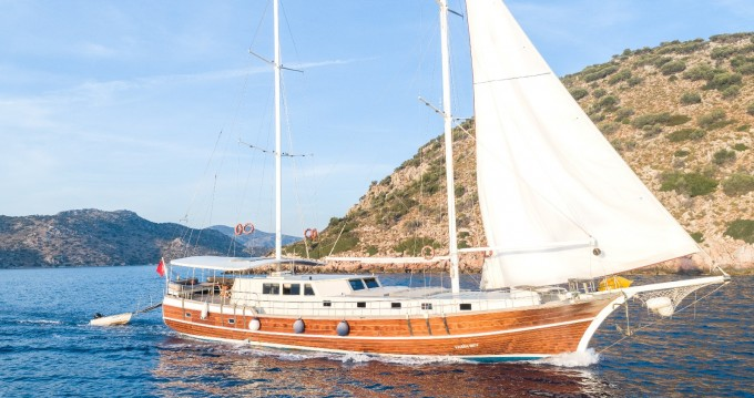 Boat rental GULET KECH LUXURY in Bozburun on Samboat
