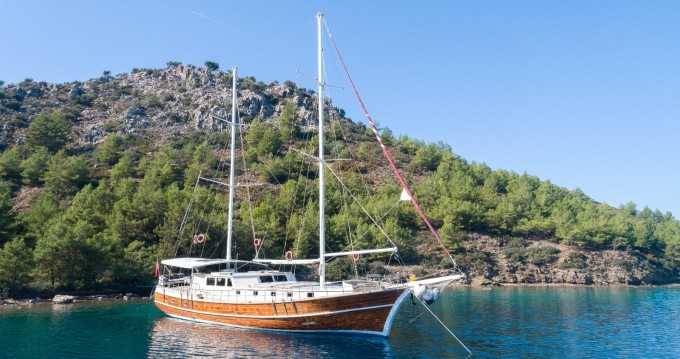Yacht for rent Bozburun at the best price