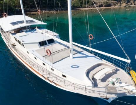 Boat rental Bozburun cheap LUXURY
