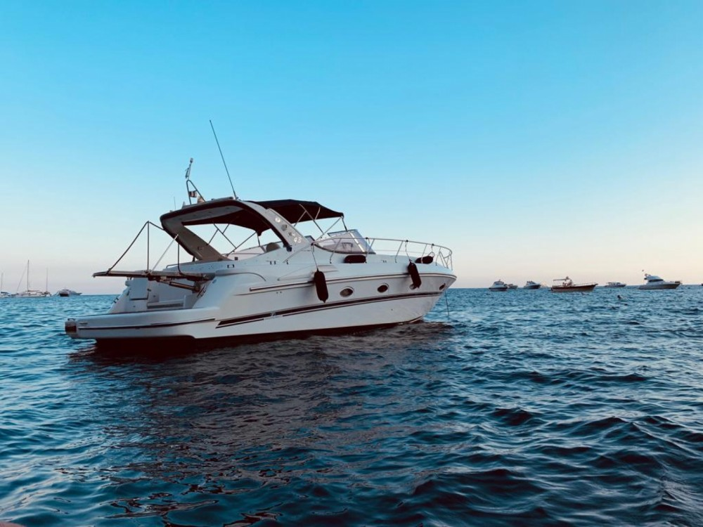 Motor boat for rent Bacoli at the best price