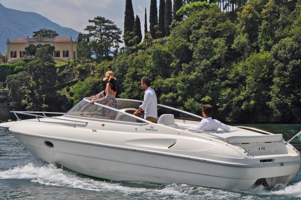 Boat rental Nice cheap Turchese 24