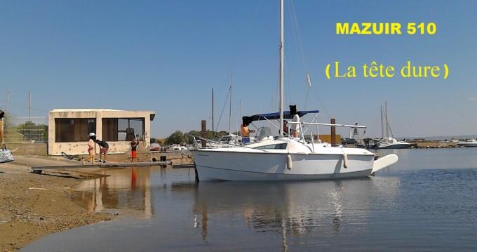 Rental yacht Carcassonne - MAZUIR 510 Transportable ! on SamBoat