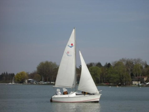 Rental Sailboat MAZUIR with a permit