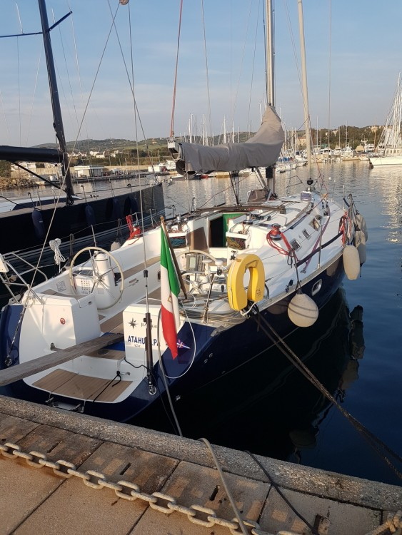 Boat rental Jeanneau Sun Odyssey 45.2 in Nettuno on Samboat