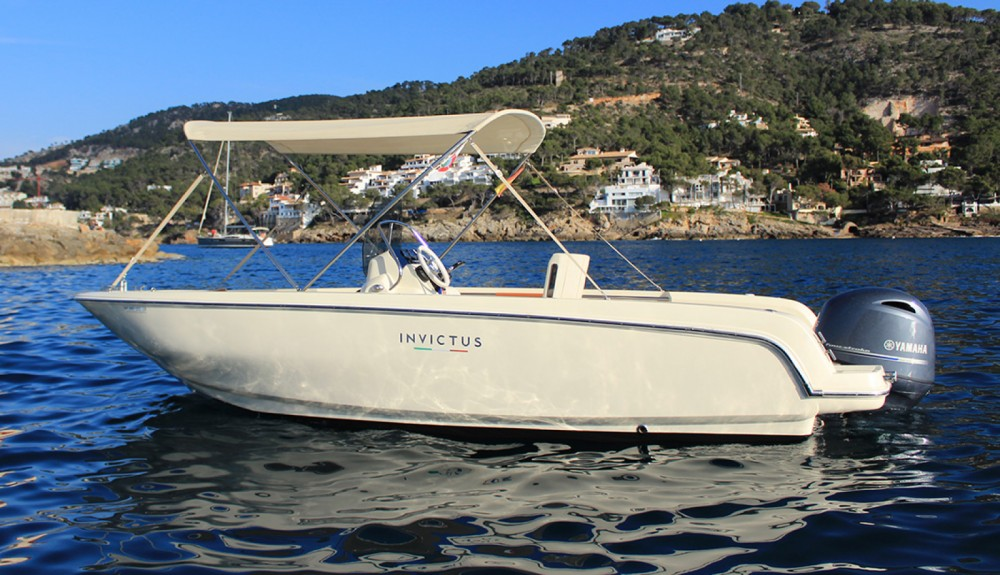 Rental yacht Andratx - Invictus  Invictus 190 FX on SamBoat