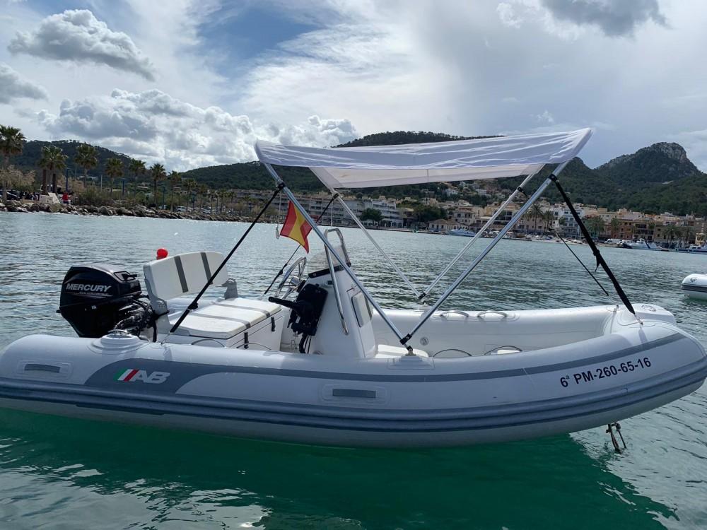 Rental RIB in Andratx - Ab-Marine AB MARINE 13