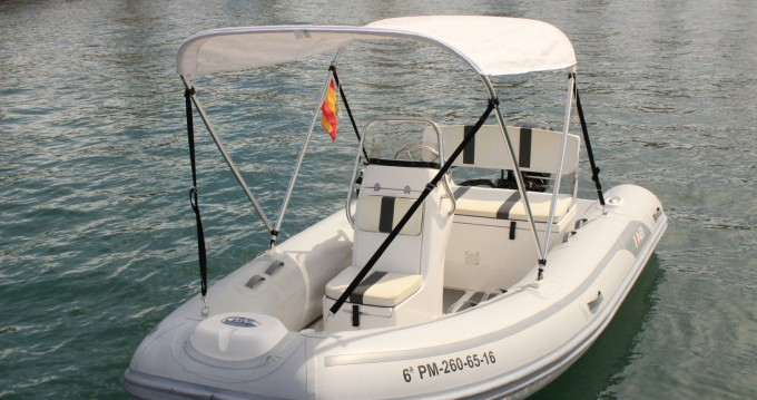 Boat rental Andratx cheap AB marine 13