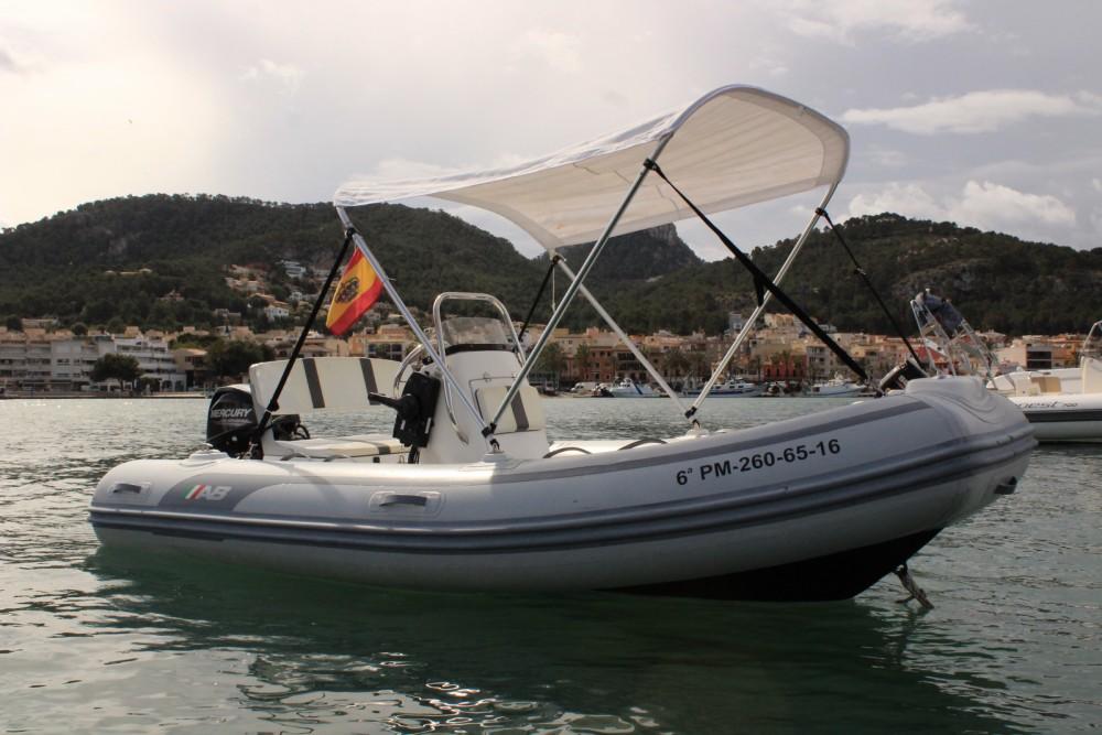 Boat rental Ab-Marine AB MARINE 13 in Andratx on Samboat