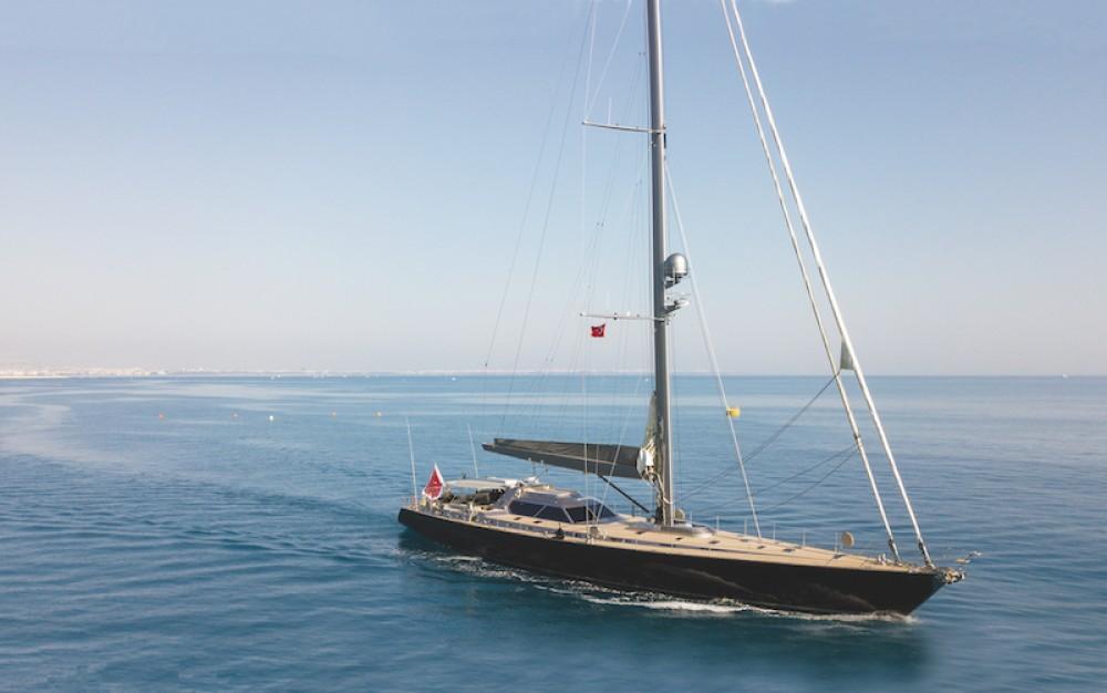 Rental Sailboat in Gustavia - concorde Mirabella Series