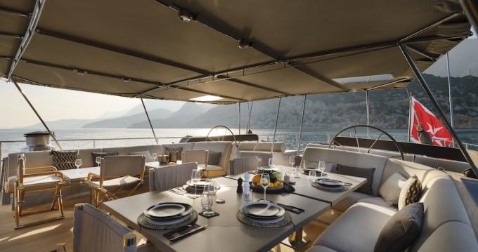 Boat rental Gustavia cheap Mirabella Series