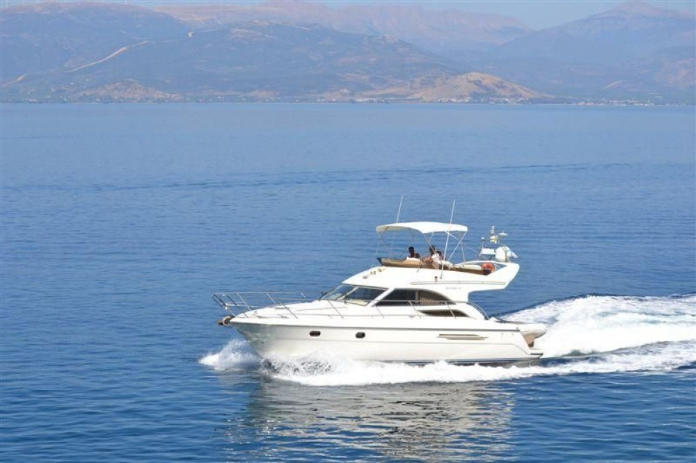 Hire Motor boat with or without skipper Princess Aegean