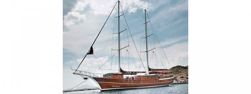 Rental yacht Aegean Region - Gulet Ketch - Deluxe on SamBoat