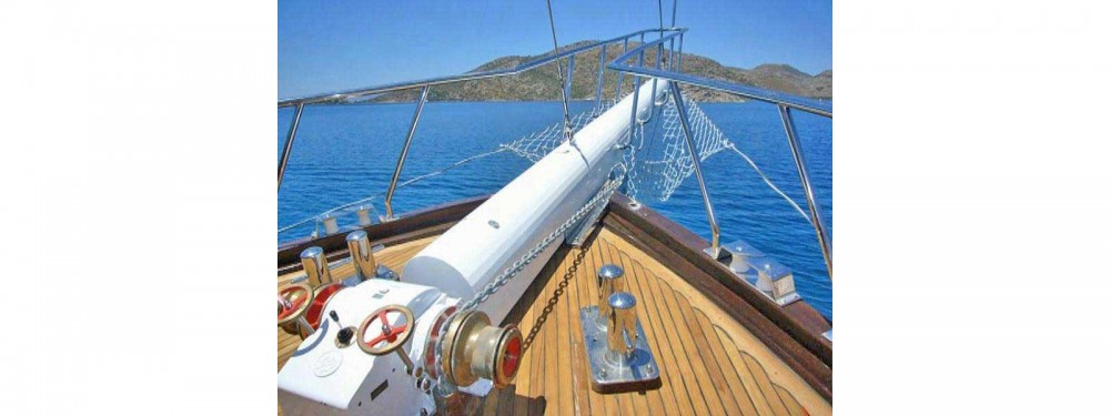 Gulet Ketch - Deluxe between personal and professional Aegean Region