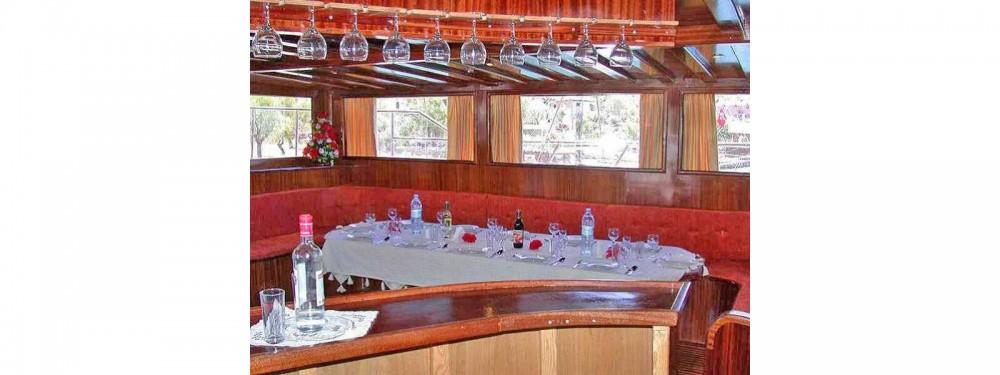 Rental yacht Muğla - Gulet Ketch - Deluxe on SamBoat
