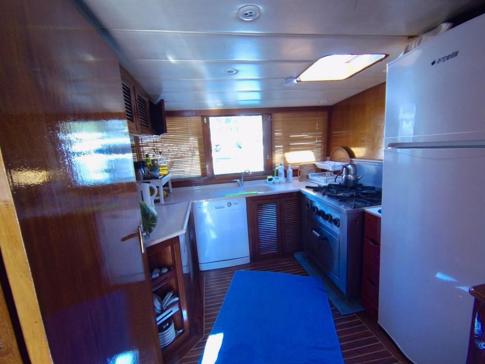 Boat rental Gulet KECH LUXURY in Aegean Region on Samboat