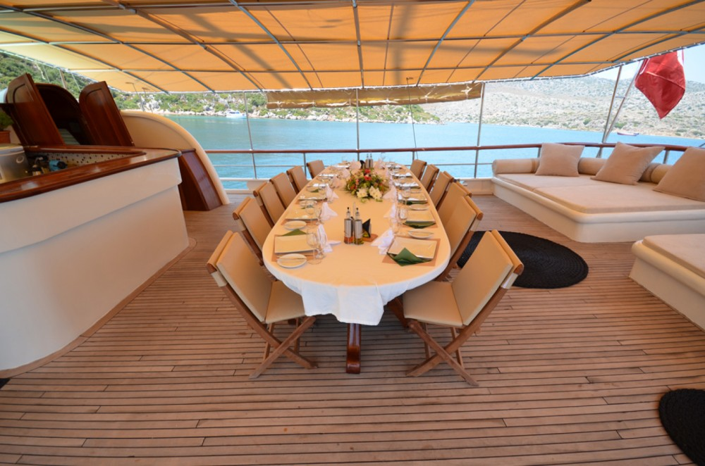Boat rental Aegean Region cheap Ketch - Deluxe