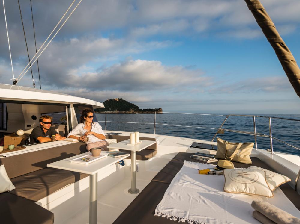 Bali Catamarans Bali 4.1 between personal and professional Teguise