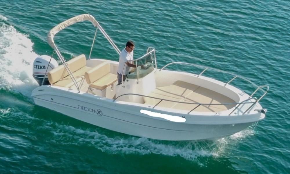 Rental yacht Manerba del Garda - Capelli Freedom 20 on SamBoat