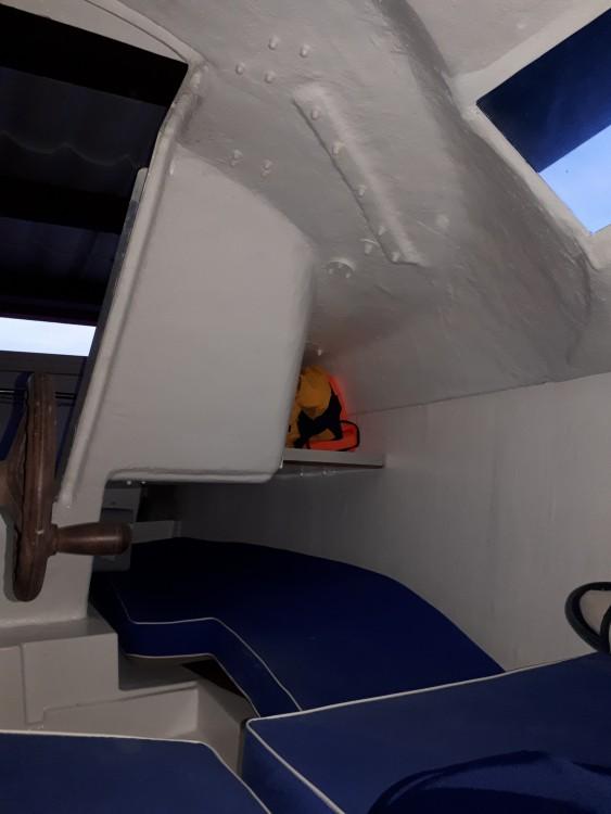 Rental Sailboat in Carcassonne - MAZUIR 510 Transportable !