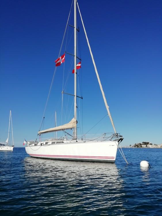 Rental Sailboat in Bandol - Jeanneau Sun Fast 43