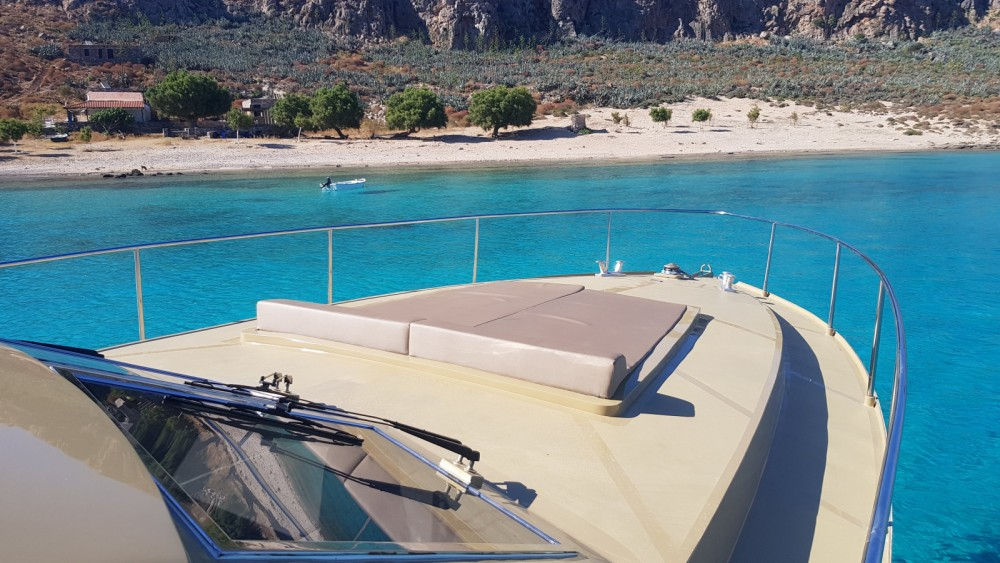 Boat rental Chania cheap 57