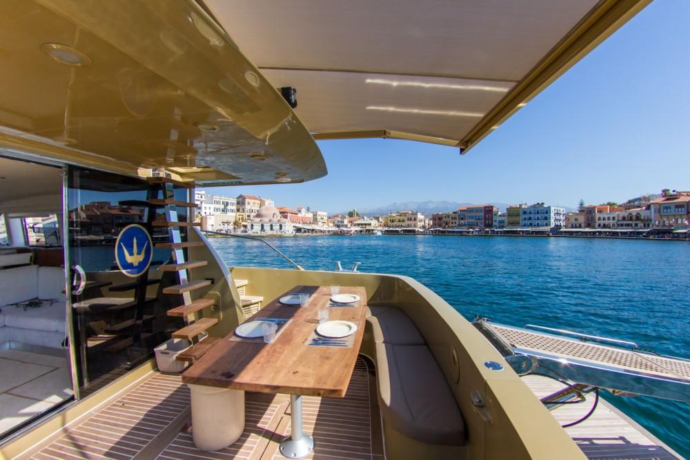 Boat rental Dufin 57 in Chania on Samboat