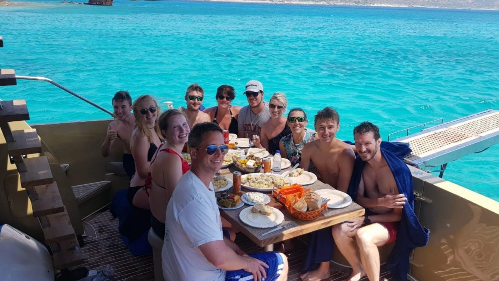 Rental yacht Chania - Dufin 57 on SamBoat