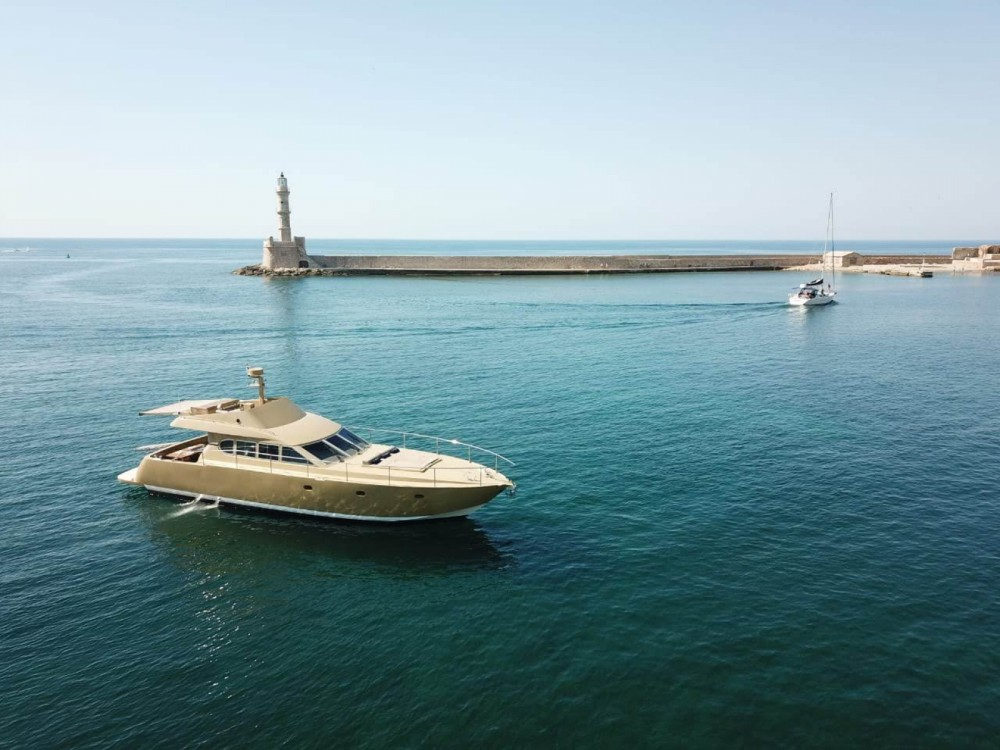 Rent a Dufin 57 Chania