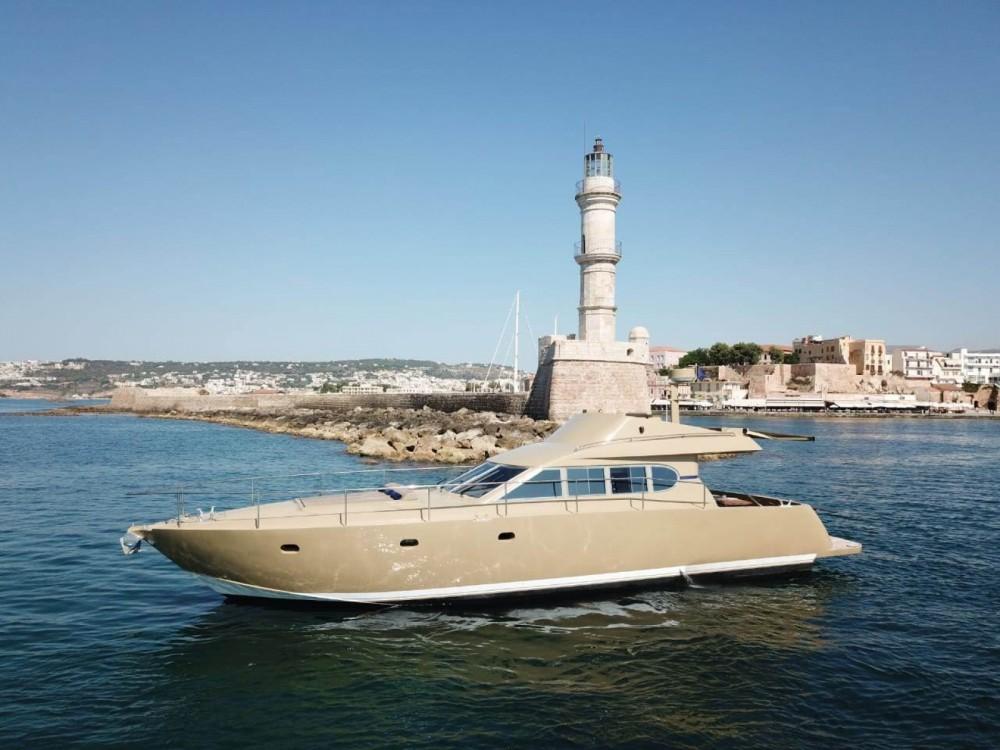 Rental Yacht in Chania - Dufin 57