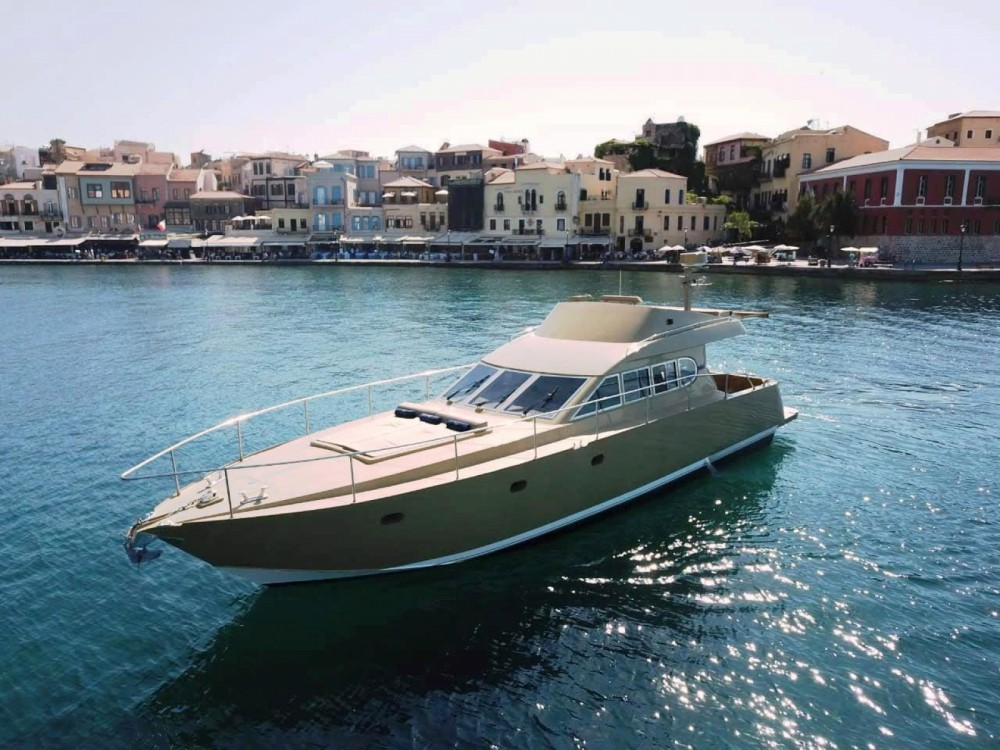 Dufin 57 between personal and professional Chania