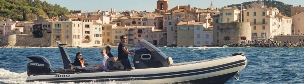 Boat rental Brig Eagle 8 in Saint-Raphaël on Samboat