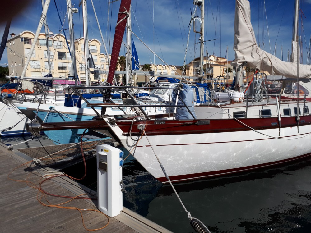 Hire Sailboat with or without skipper Chassiron Vendres