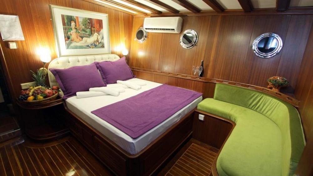 Boat rental Muğla cheap Ketch Deluxe