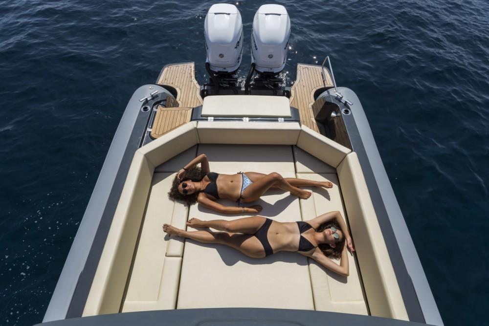 Rental yacht Cogolin - Joker Boat Clubman 35 on SamBoat