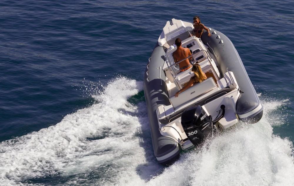 Rental RIB in Cogolin - Joker Boat Clubman 26 Special
