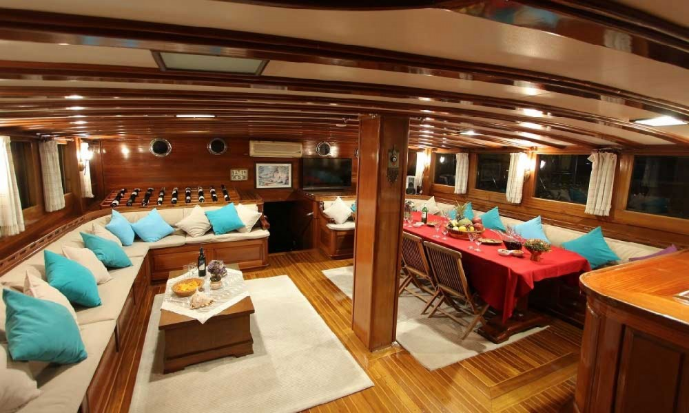Boat rental Gulet Ketch Deluxe in Aegean Region on Samboat