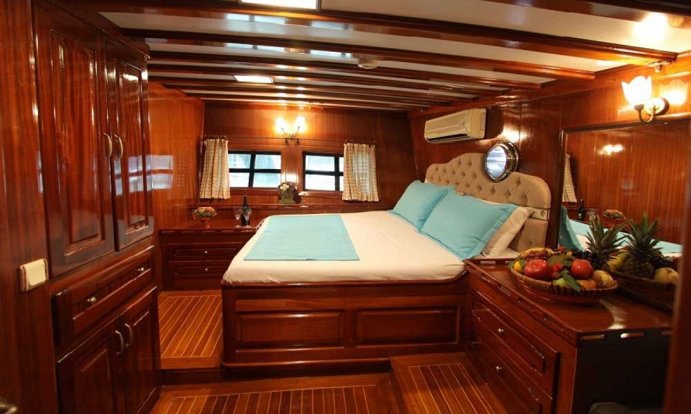 Rental yacht Aegean Region - Gulet Ketch Deluxe on SamBoat