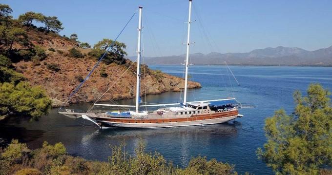 Boat rental Gulet Ketch - Deluxe in Göcek on Samboat