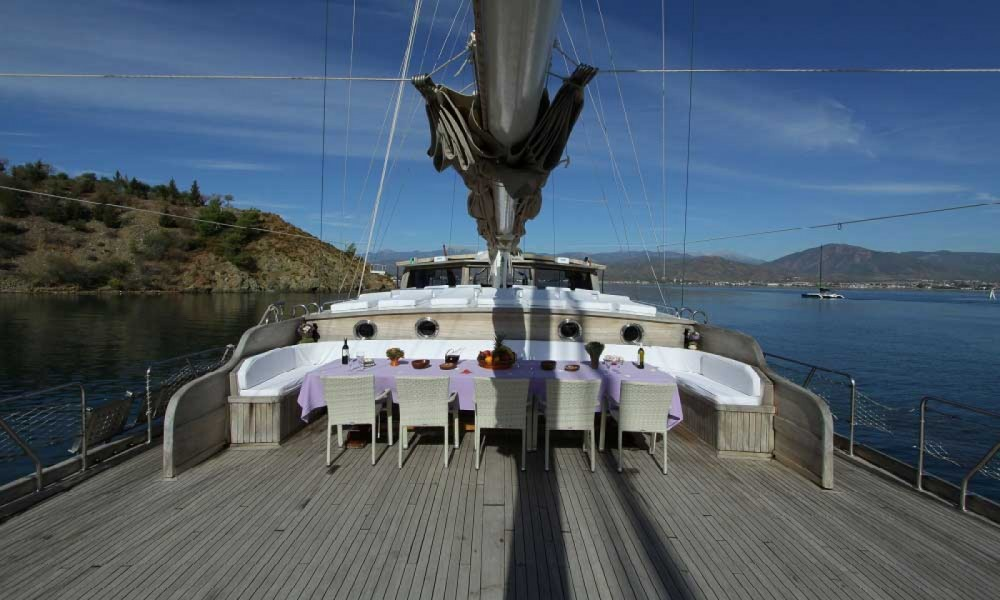 Rent a Gulet Ketch Deluxe Aegean Region