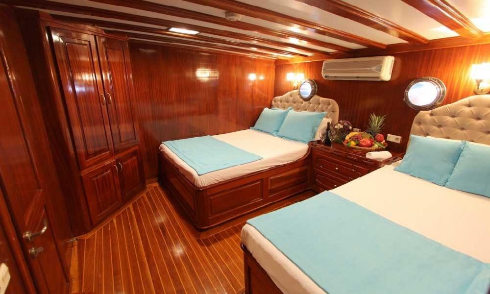 Rental Sailboat in Muğla - Gulet Ketch Deluxe